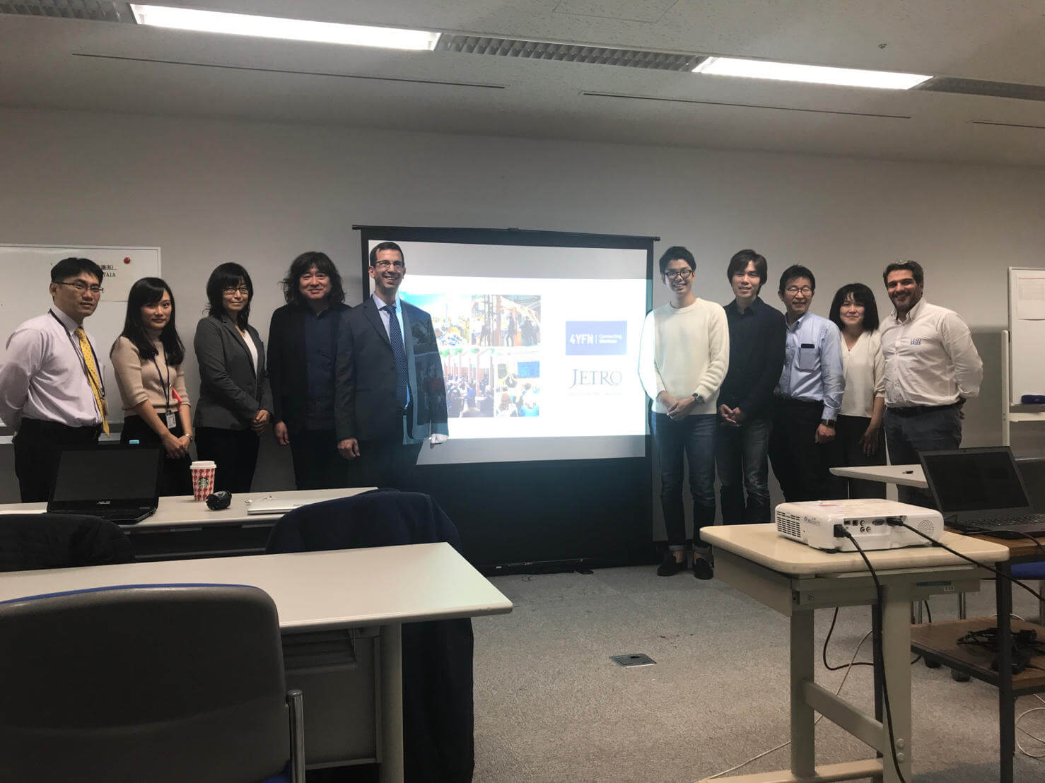 La inversión japonesa, de la mano de JETRO y Peninsula, ayudan a 20 startups en su expansión en España.