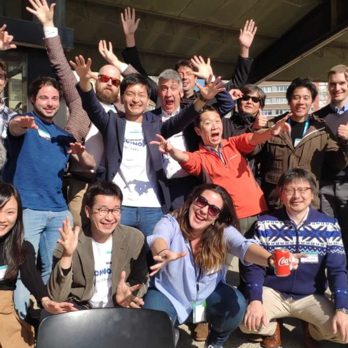 Jetro: Formación y Matchmaking a Startups Japonesas